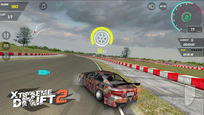 Xtreme Drift 2 Apk + OBB Free Dowload For Android