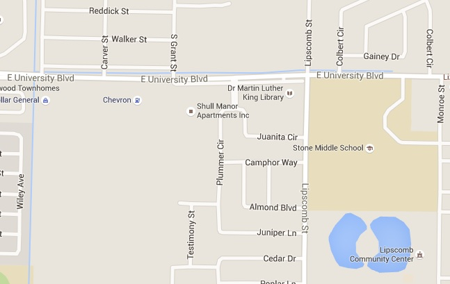 Shooting near Stone Middle School In Melbourne, Florida