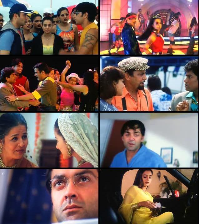 Humraaz 2002 Hindi 480p DVDRip