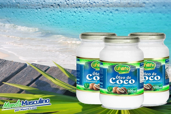 Óleo de Coco! Benefícios a Saúde