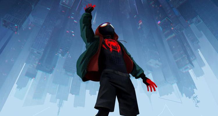Spider-Man : Un Nuevo Universo (Into the Spider-verse)