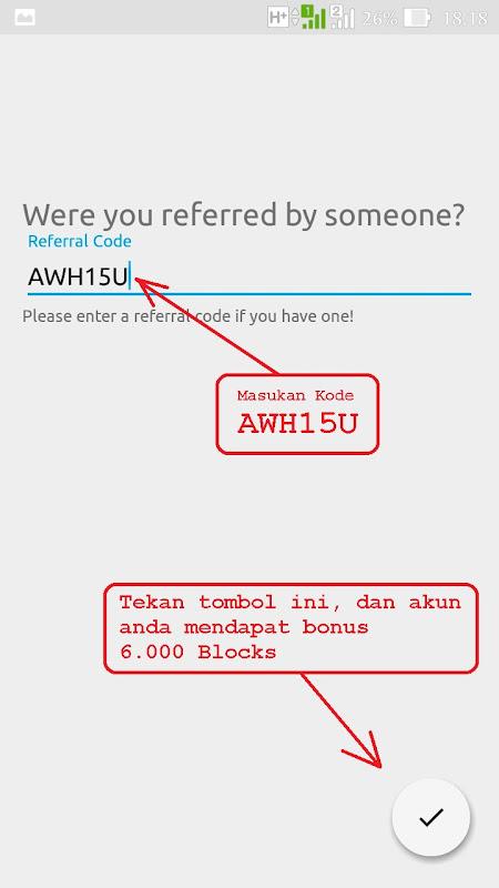 cara mendaftar bitmaker