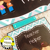 Classroom Helpers ~ Classroom Jobs by Planet Happy Smiles