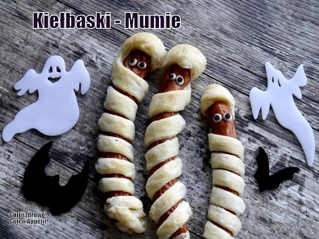 Kiełbaski mumie - na Halloween - Czytaj więcej »