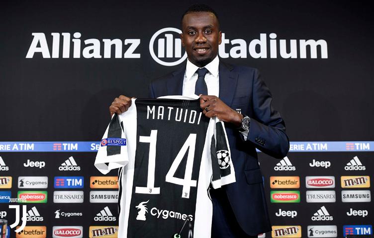 """Matuidi: """"Velika mi je čast biti dijelom Juventusove familije"""""""