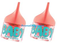 Logo Diventa tester Maybelline Baby Lips Gloss & Blush