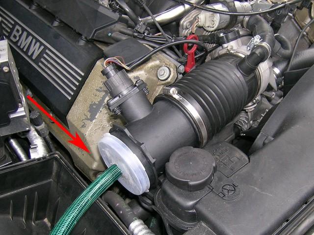 Comment détecter une fuite de vide dans une voiture