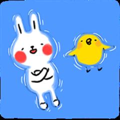 Lazy Rabbit & Mr.Chu: Summer Edition