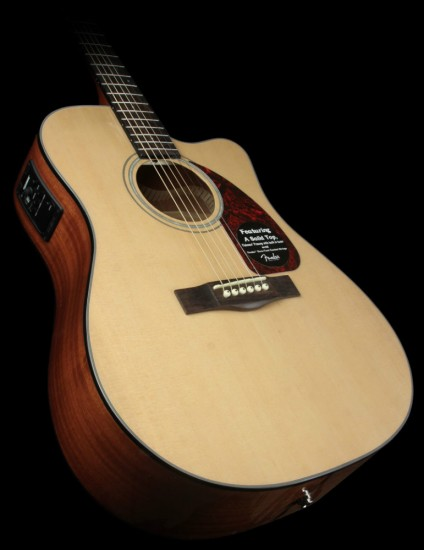 Đàn Guitar Fender CD-140SCE NAT