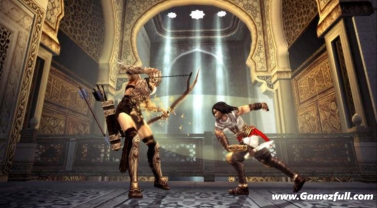 Prince of Persia The Two Thrones PC Full Español
