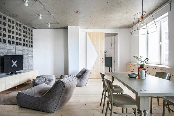 Décoration DIY dans un appartement scandinave  Blog Déco ...