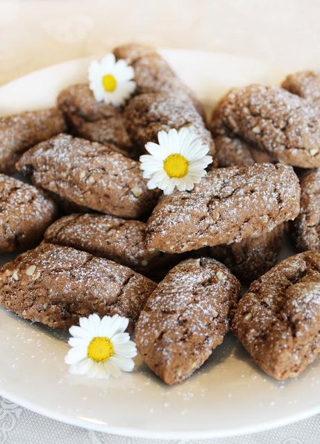 Biscotti Vegan Cioccolato e Nocciole