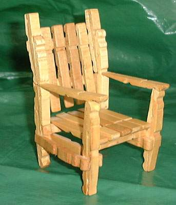 christmas chair covers big w decorated baby shower wicker quirky artist loft: diy barbie deck from clothes-pins
