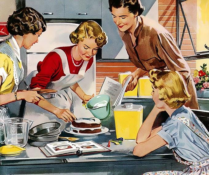 Pekerjaan Domestik yang Tak Pernah Dianggap sebagai Sebuah Kerja