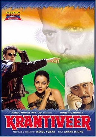 Krantiveer 1994 Hindi Movie Download