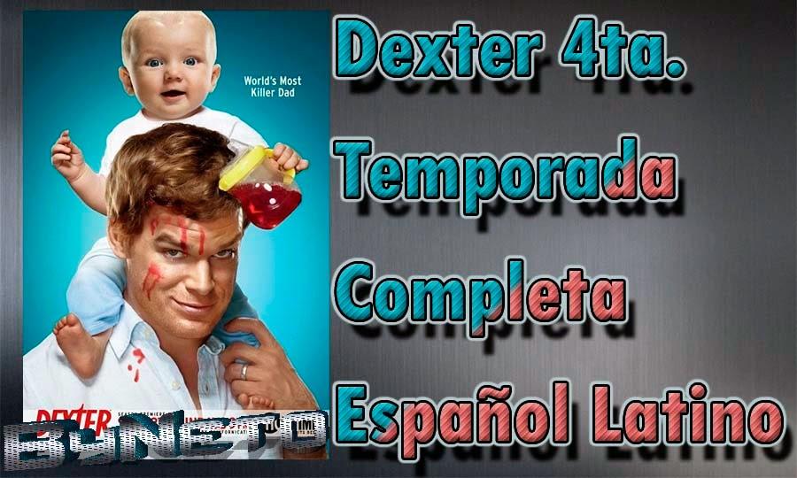 Descargar Dexter 4ta. Temporada Completa [Español Latino]