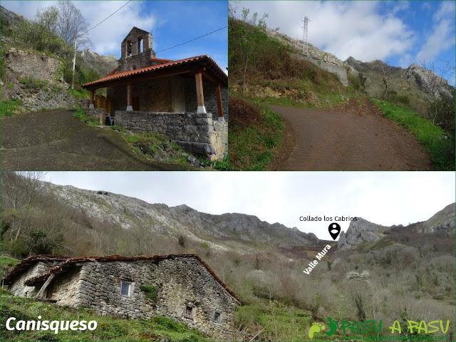 Pico Carriá desde San Ignacio: Salida hacia Canisqueso