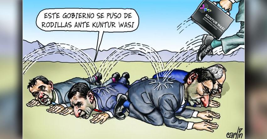 Carlincaturas Viernes 26 Mayo 2017 - La República
