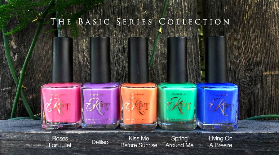 Polished by KPT Basic Series Collection