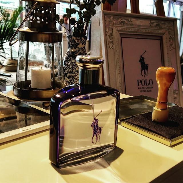 #PoloUltraBlue es la nueva fragancia de Ralph Lauren