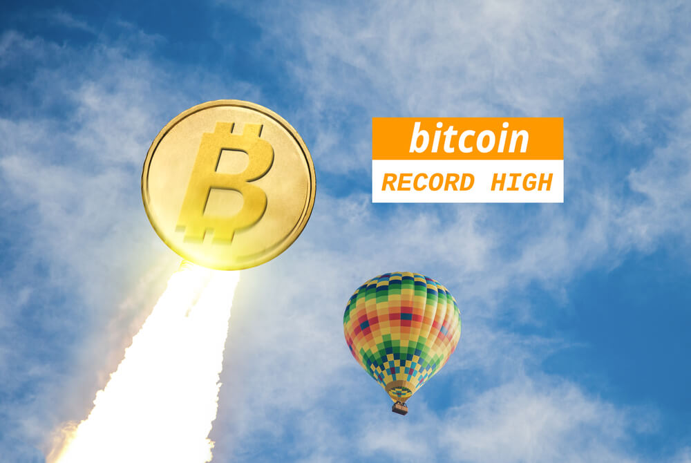 bitcoin price hits all time high-cryptomartez