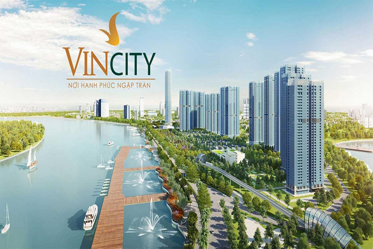 Phối cảnh dự án Vincity Đại Mỗ