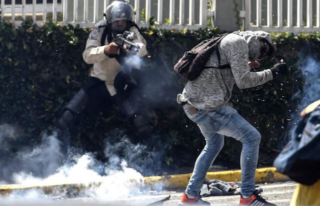 Maduro y los funcionarios involucrados en crímenes de lesa Humanidad