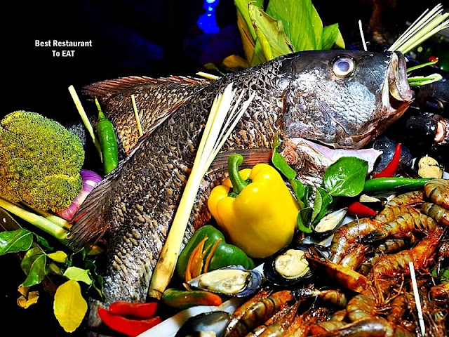 Weekend BBQ Seafood Buffet - Fresh Seafood - Spices Furama Bukit Bintang