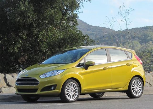 Ford Fiesta EcoBoost có nhiều thay đổi trong thiết kế lẫn chức năng