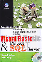 BUKU VISUAL BASIC DAN MICROSOFT SQL SERVER