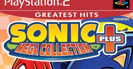 sonic mega collection plus ps2 iso
