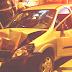 Jovem de 22 anos fica ferida após carro colidir na traseira de outro no centro de Cajazeiras
