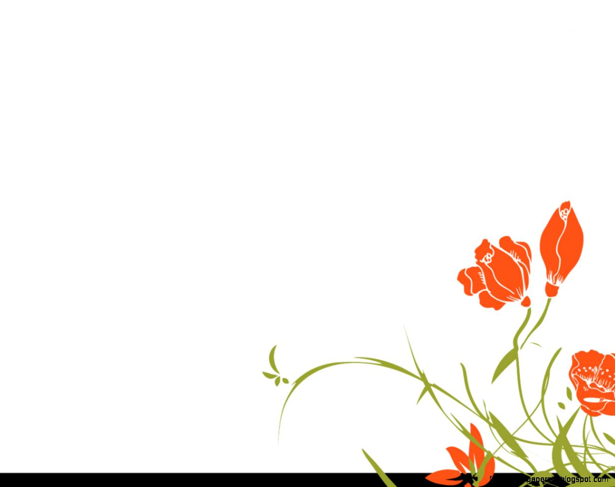 Flower Powerpoint Templates Free Hd Wallpapers