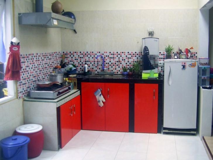 Inspirasi Desain Dapur Sederhana Dan Murah Yang Istimewa Rumah