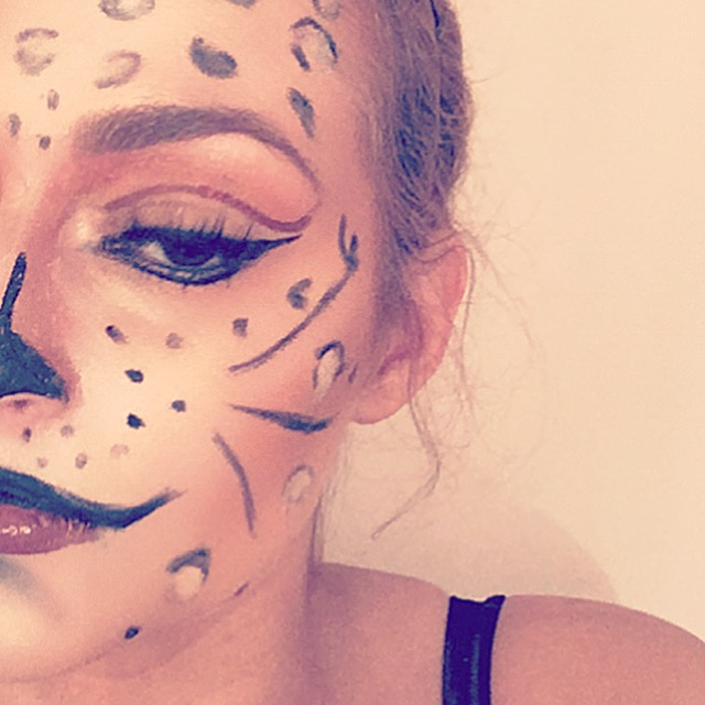 Lovelaughslipstick blog - Halloween Cat Makeup Looks