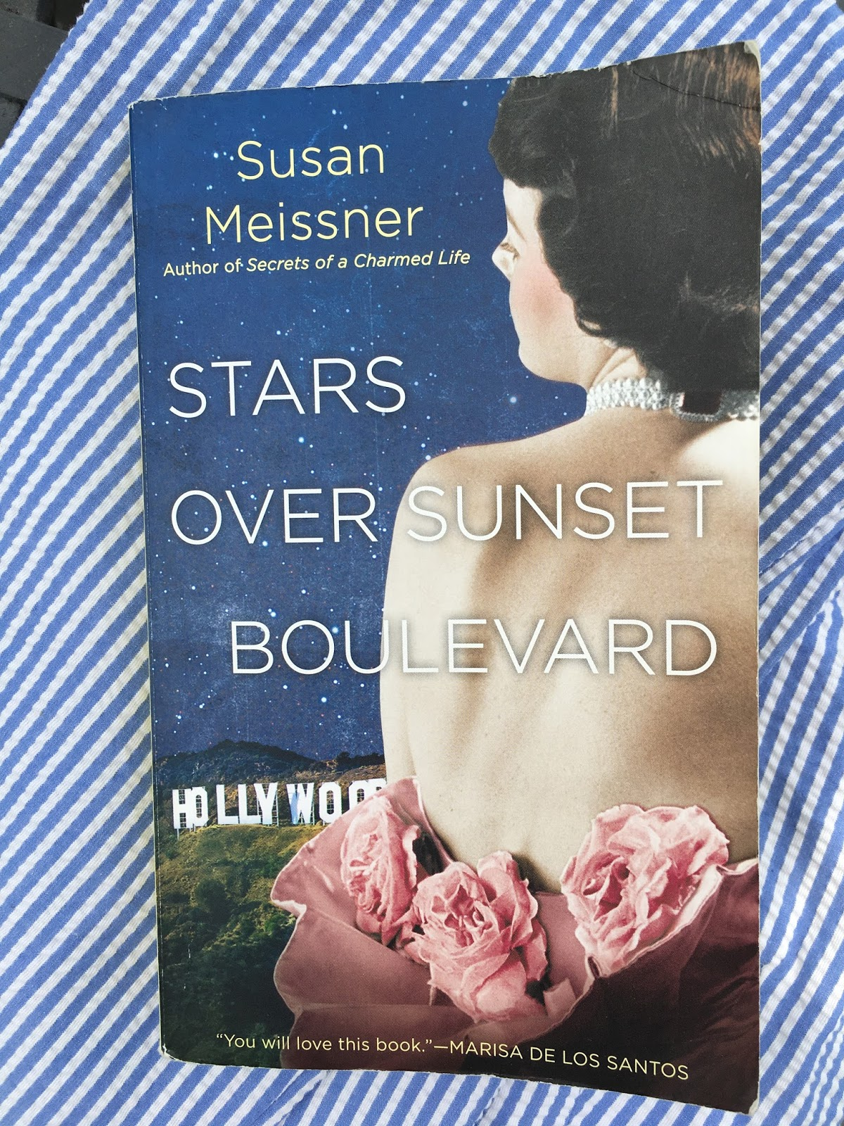 Stars Over Sunset Boulevard - loved this and it inspired me to read Gone with the Wind!