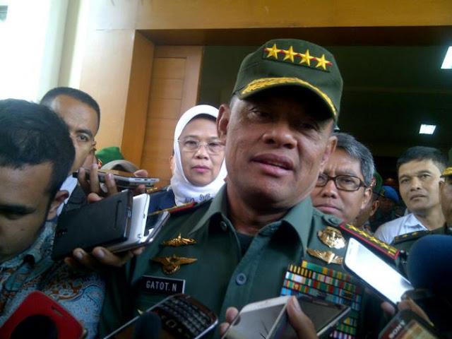 Nusantara Satu, Anak SMP dan Sorban Merah Putih Jenderal Gatot