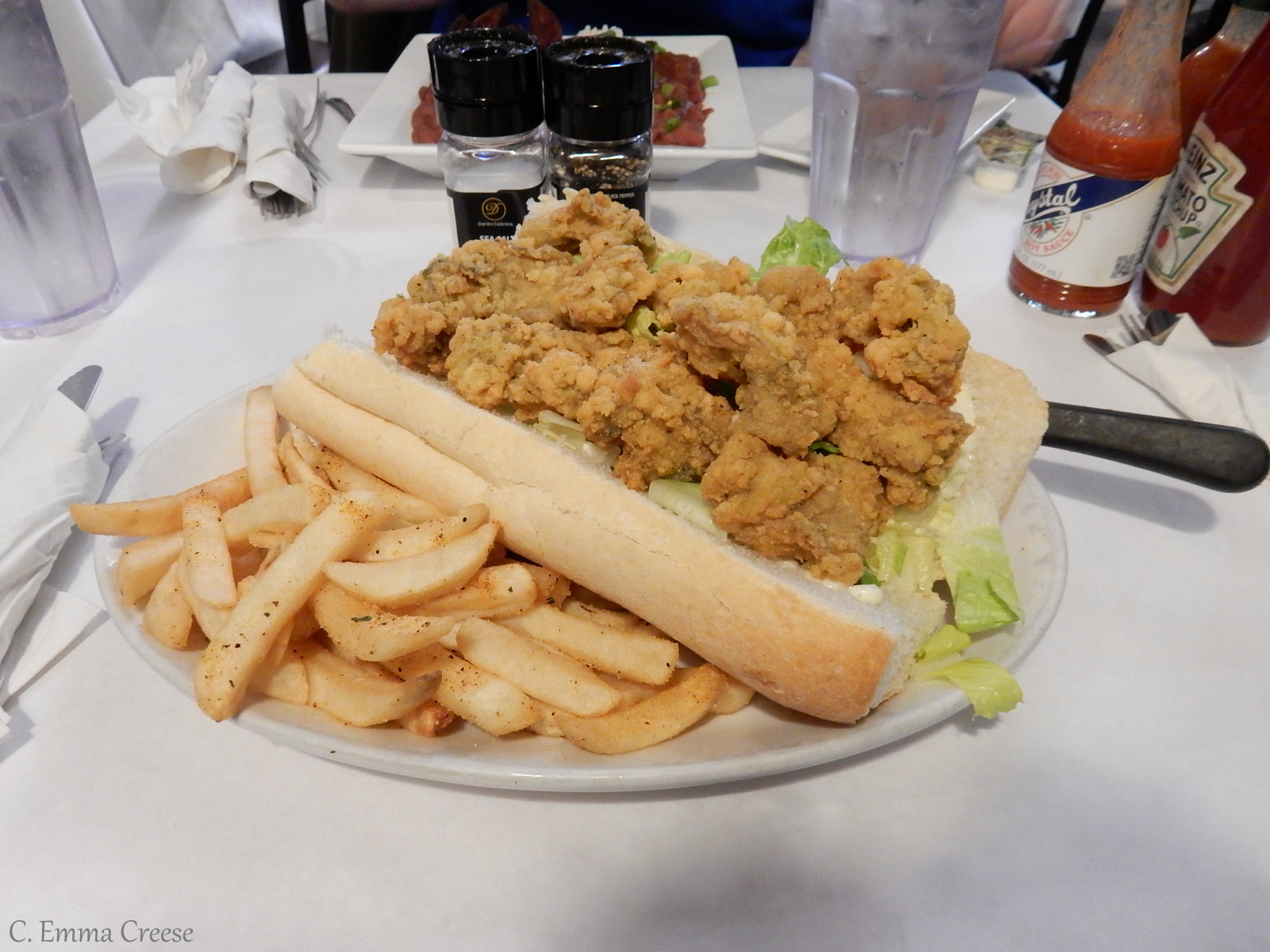 Po Boy Where to eat in New Orleans Louisiana Adventures of a London Kiwi