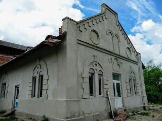 Жовква. Вул. Станіслава Людкевича. Старовинна міська скотобійня