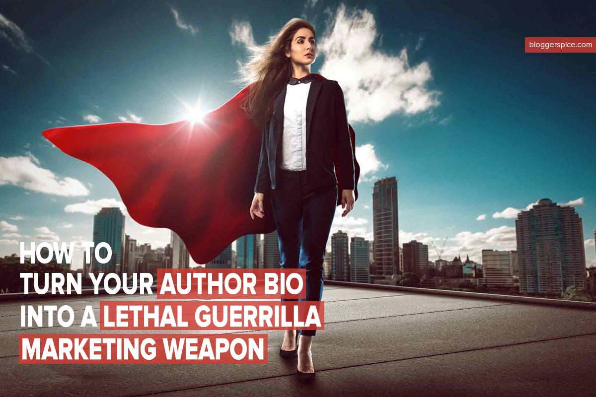How To Write an Author Bio That Will Help You Sell More Books