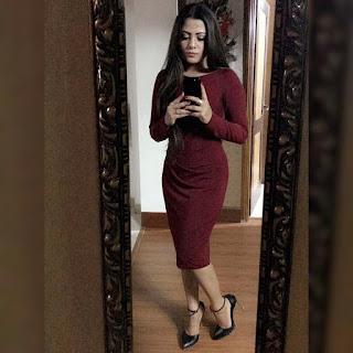 Azmeri Asha Hot Selfie