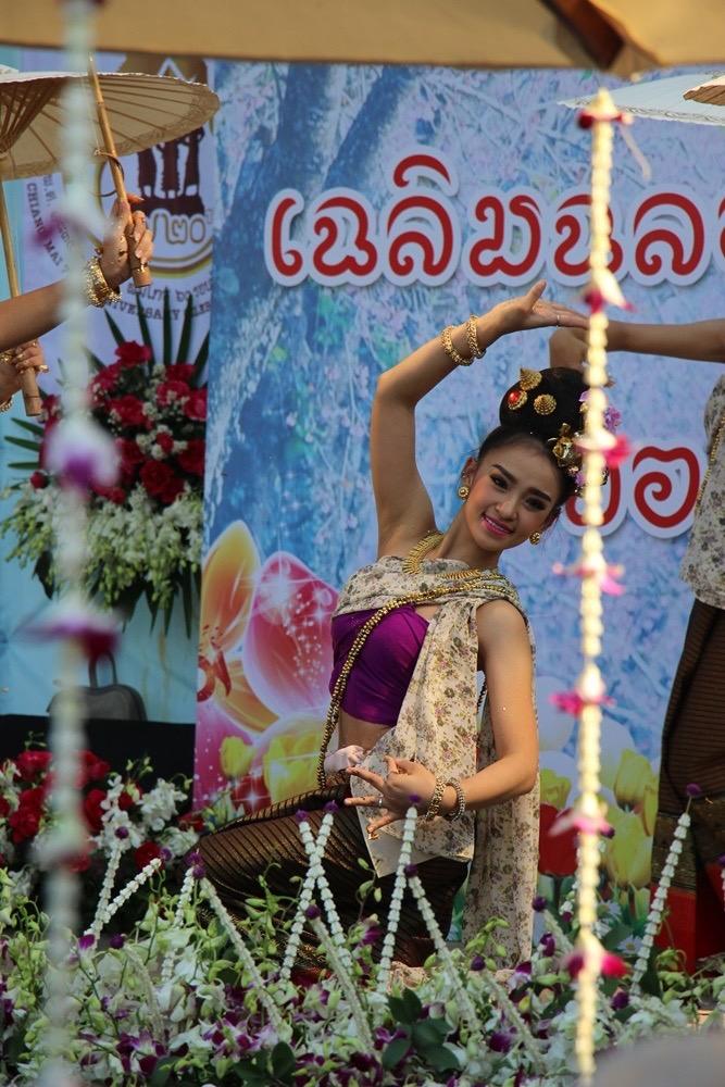 Chiang Mai: I'm back + Flower Festival Zeremonie