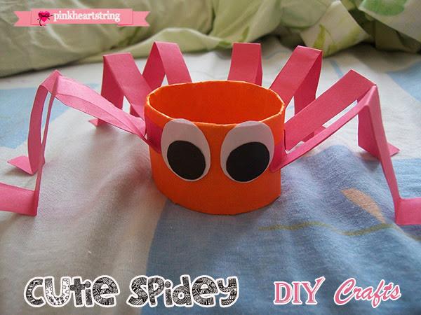 DIY Craft: Cutie Spidey Toy