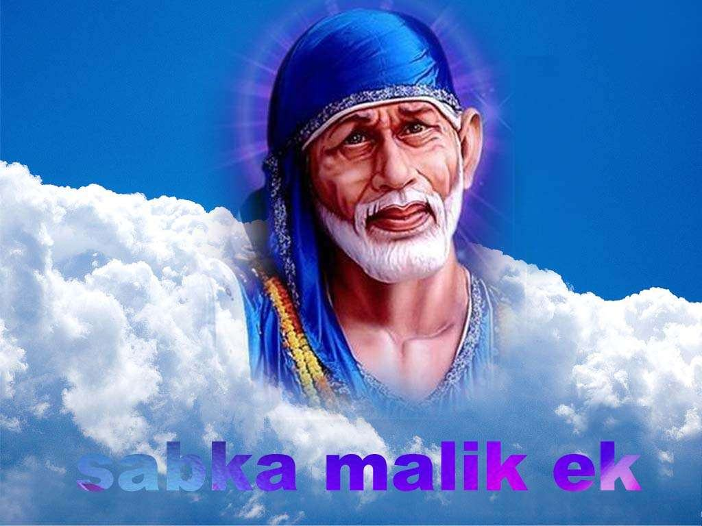 Cute Baby Boy Desktop Wallpaper Best Hd Photos Of Om Sai Ram Sai Baba Hd Images