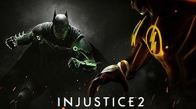لعبة injustice 2 game قتال اكشن ابطال باتمان سوبر مان فلاش