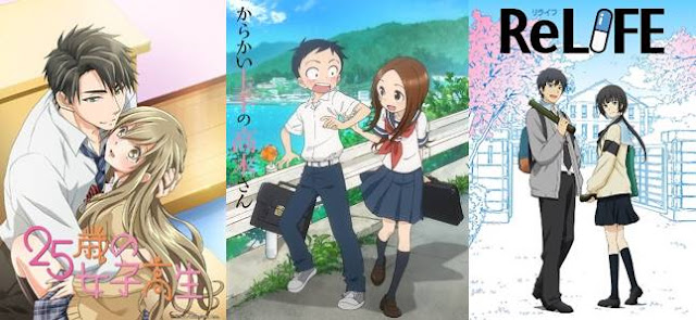 anime romance terbaru dan terbaik tahun 2018