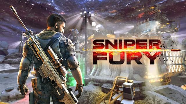 تحميل Sniper Fury