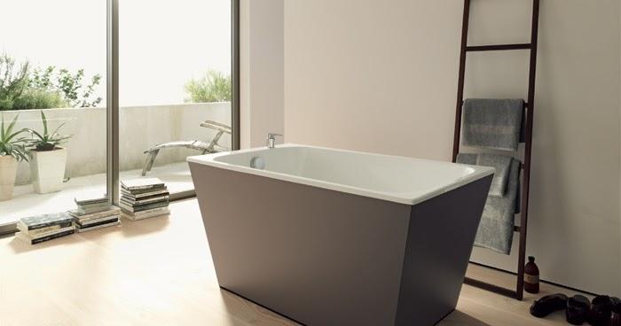 Appunti di architettura vasche da bagno compatte interior design - Dimensioni vasca da bagno piccola ...