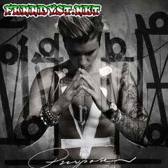 Justin Bieber - Purpose (Deluxe) 2015 Album cover
