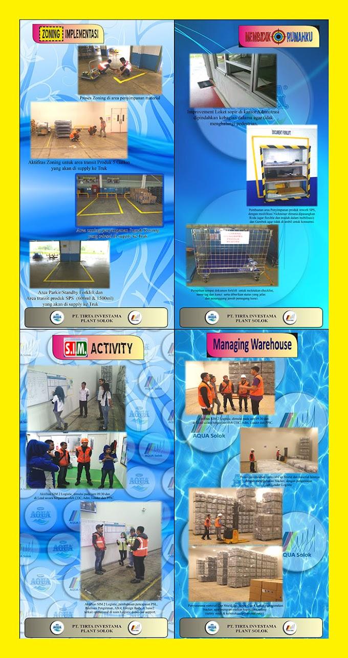 Poster Logistik
